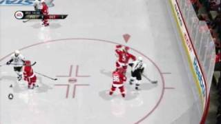 NHL 10 (PS3) Gameplay