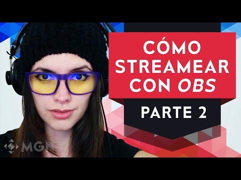 Cómo streamear con OBS, parte 2: Notificaciones y fuentes globales - Tutorial en español