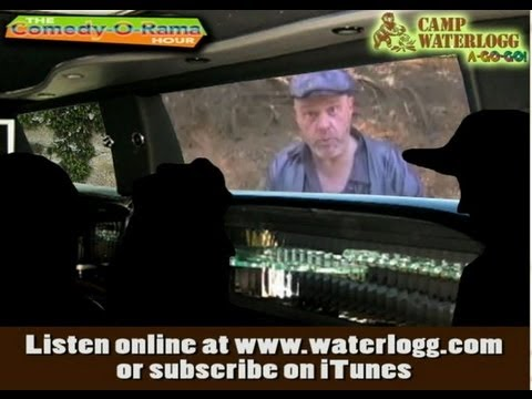 Rick Overton Visits Camp Waterlogg on the Comedy-O-Rama Hour.