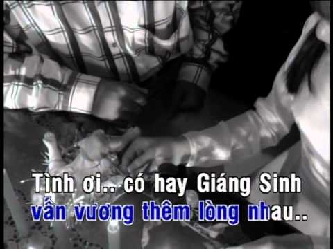 GIANG SINH KY NIEM - BEAT KARAOKE MKV