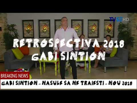 Gabi SINTION Retrospectiva 2018 HITURI PE BANDA