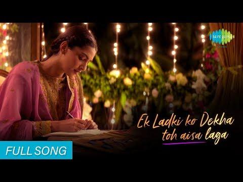 Ek Ladki Ko Dekha Toh Aisa Laga | Full Song | Sonam, Rajkumar, Anil | Darshan Raval | Rochak Kohli