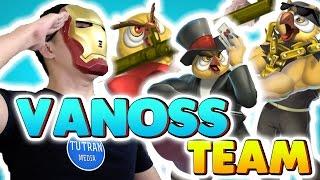 Monster Legends: Vanoss Team - Combat in dungeon