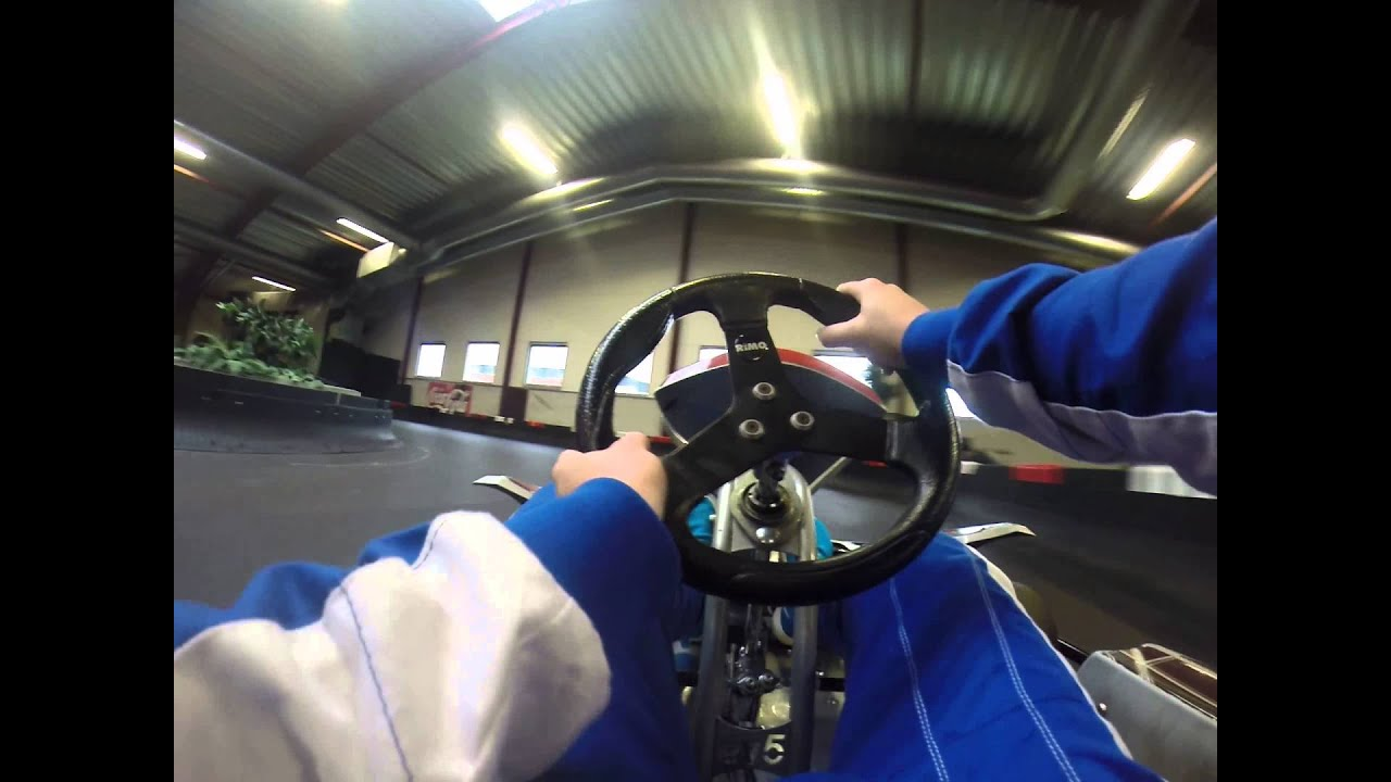 Go Kart Fun World Esbjerg Youtube