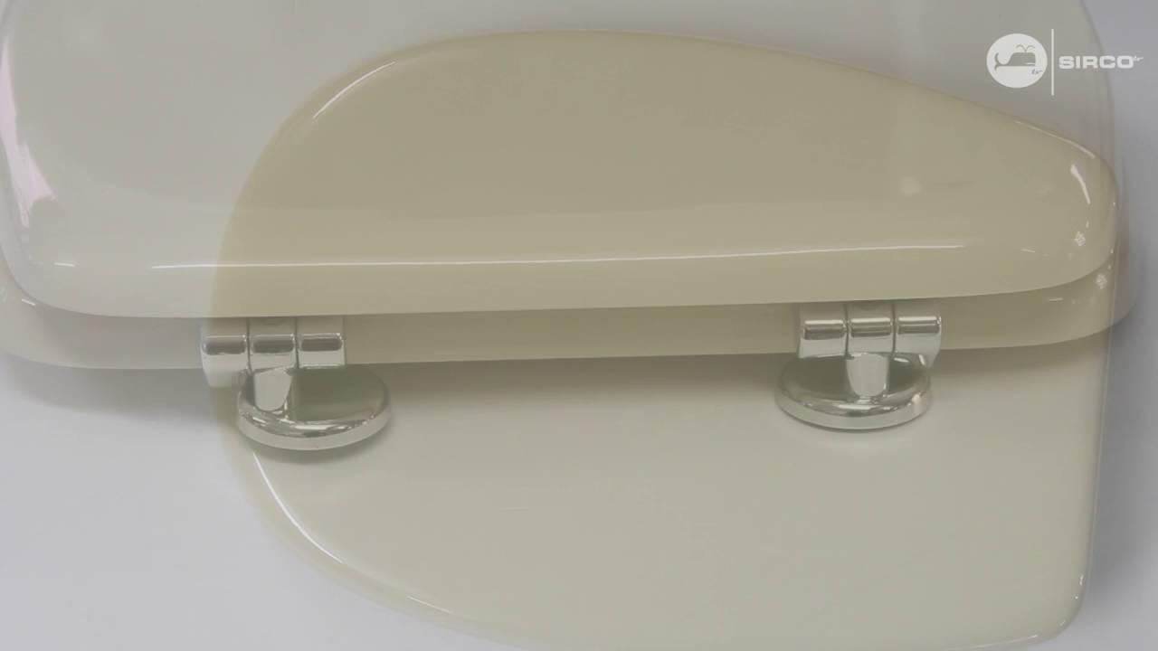 Sedile Wc Dolomite Clodia Originale.Sedile Water Dolomite Clodia Sedile Wc Compatibile Per Vaso