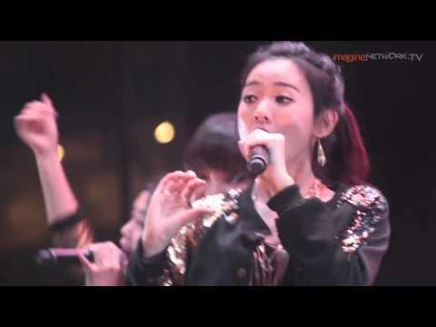 I Love Indonesia - SOS  (Live @ Sundown 2014)   Beautiful Sexy Girl band