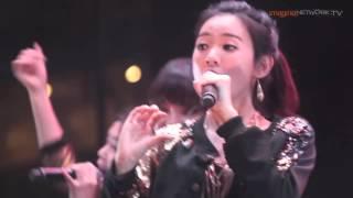 I Love Indonesia - SOS  (Live @ Sundown 2014) | Beautiful Sexy Girl band
