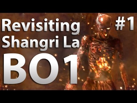 """Revisiting: Shangrila """"Black Ops Zombies"""" (Part 1)"""