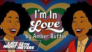 "Amber Ruffin's ""I'm in Love"" Valentine's Day Tribute"