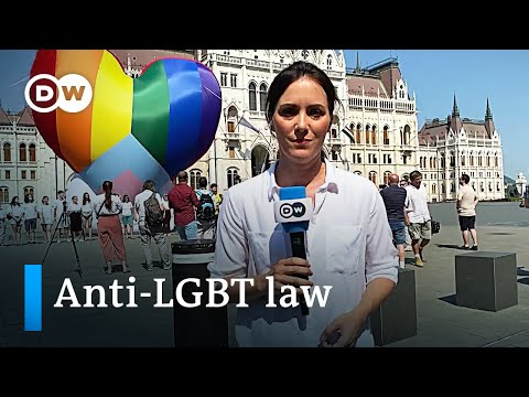 Hungary's anti-LGBTQ law comes into effect | DW News