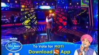 Moti Khan 16th August 2015 - Om Shanti Om (Karz)