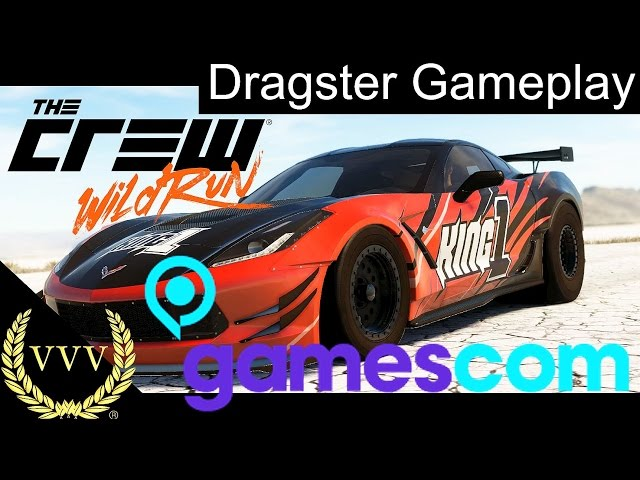 The Crew Wild Run Dragster Gameplay