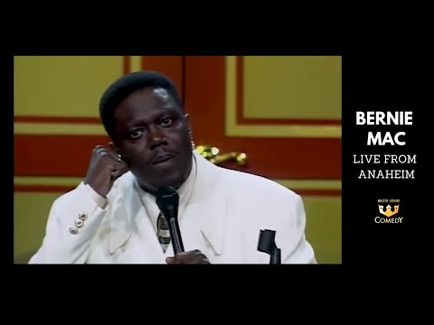 Bernie Mac LIVE from Anaheim Kings of Comedy Tour - Best 32 minutes of my life - lol