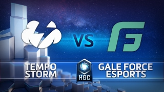 hgc na phase 1 game 2 gale force esports vs tempo storm