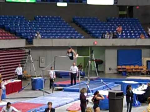 Stacy M Allen 2010 L9 Easterns Bars.MP4