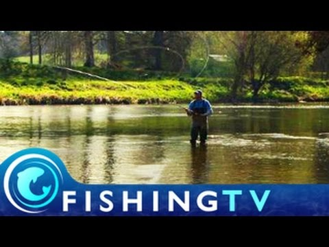 Learn the perfect speycast with Eoin Fairgrieve- Fishing TV