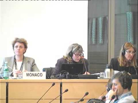 Review of Monaco by UN Human Rights Committee - Part 1