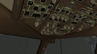 FedEx 4148 | KMEM - KDFW | X-plane 11 777F |