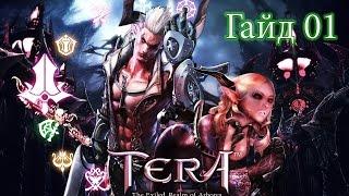 Metalrus - TERA Online, Ру.ОБТ (RU), Гайд 01: Сервера, Расы и Классы. Охуетительные истории)) [18+]