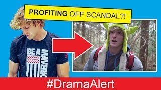 Logan Paul makes Forest Scandal Documentary! #DramaAlert VidCon VS TANACON - Ninja and Drake?!