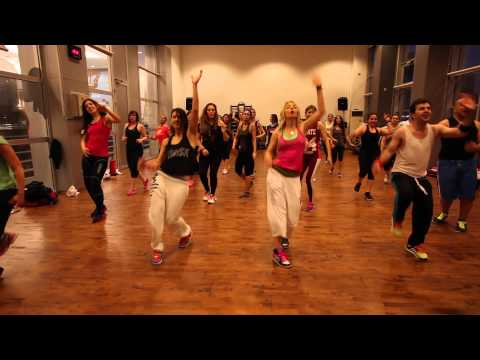 "My Lovely Zumba® Class - ""Adrenalina"" by Wisin"