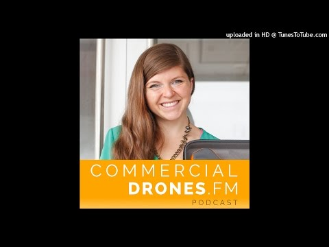 #008 - Drones for Whale Snot, Education, and... Women? with Sally French, The Drone Girl