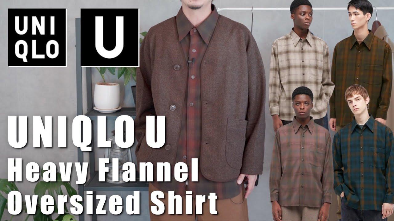 【UNIQLO U】隠れた名作!?秋冬新作シャツが最高過ぎた!