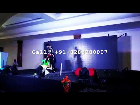 Magician Ankur Meerut Jan19 January 2019 Magic Show Amy Events