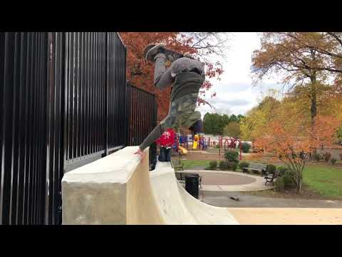 5 at Plainfield, NJ Skatepark - Jordan Beverly November 9, 2017