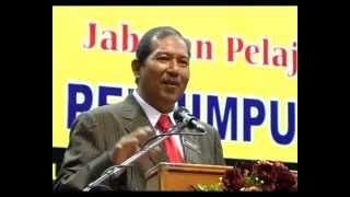 Perhimpunan Bulanan Februari 2012 JPN Kedah