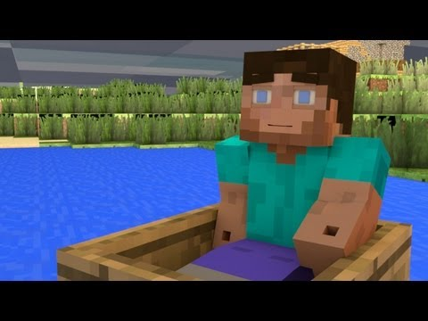 Peaceful Steve - Minecraft animation