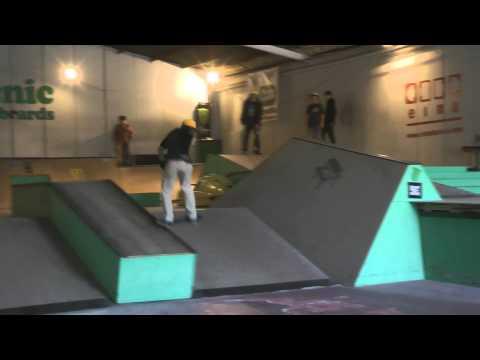 Picnic Indoor | BD Skateboards Madrid Team