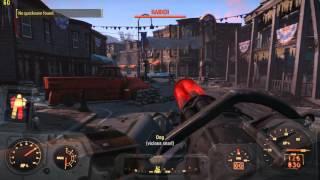 Fallout 4 GTX 980m Performance Test (Ultra)