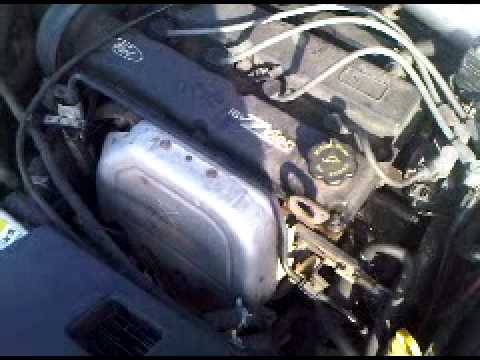 ford focus  dohc zx engine wont start part