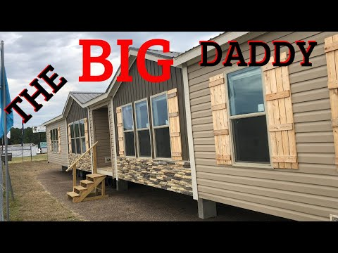 Mobile Home Tour Worth Watching!! 32x80 4 Bed 2 Bath By Winston Homebuilders | Mobile Home Masters