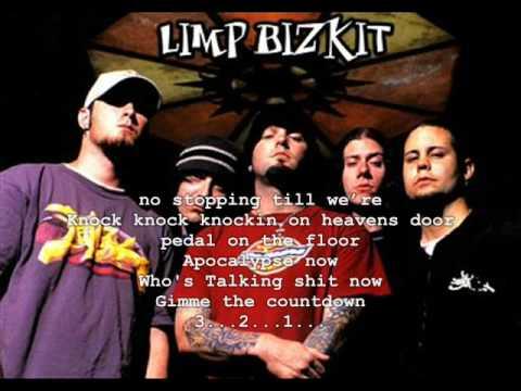 Limp Bizkit - Crack Addict with lyrics