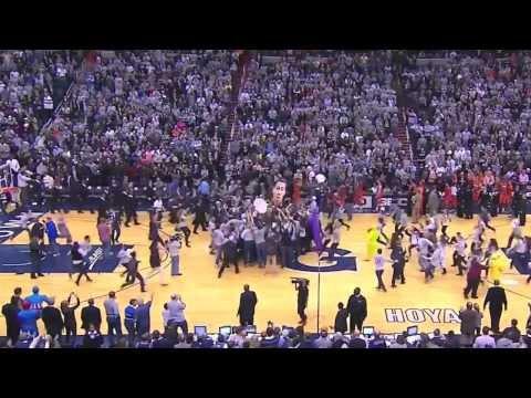 2013-14 Georgetown Hoyas Basketball Intro Video