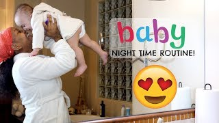 BABY NIGHT TIME ROUTINE!!!! | Domo Wilson