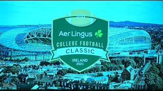 HOL HD: Aer Lingus College Football Classic Press Conference