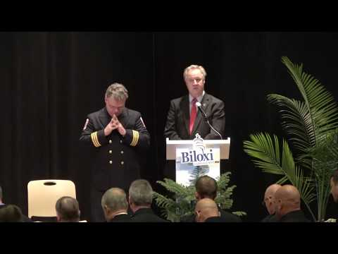 Gulf Coast Mornings - Local firefighters honored for their heroism.