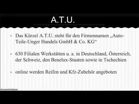 Bequem bei A.T.U. auf Raten kaufen - Zahlungsmittel.org
