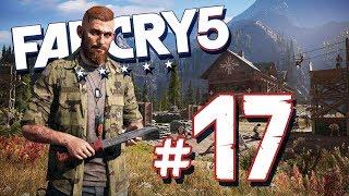 BLOKUJEMY SYGNAŁ || Far Cry 5 [#17]