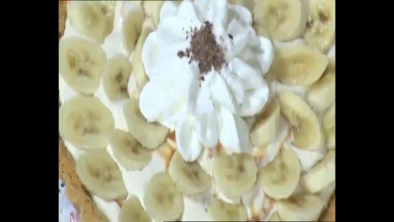 تارت الكنافة بالموز والكراميل - مهلبية بالتمر المكرمل : حلو وحادق حلقة كاملة