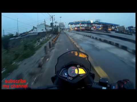 Tirupathi to Bangalore...night ride..