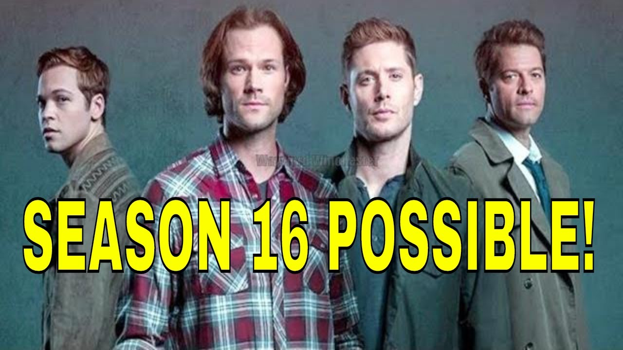 Supernatural Season 16 Is POSSIBLE According To CW Boss ...