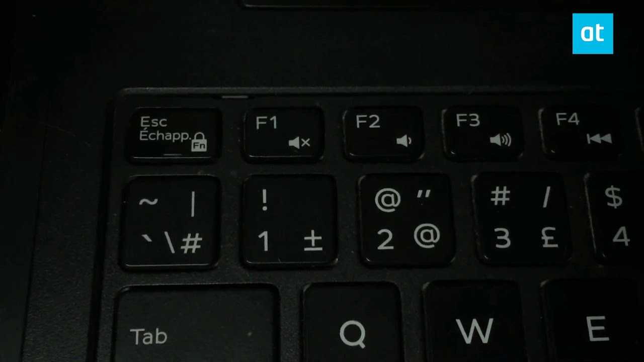 what does the fn key do in windows 10