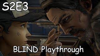 Kenny Kills Carver Reaction 😶 - The Walking Dead Season 2 Episode 3 - BLIND Playthrough Let's Play