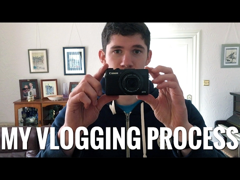How to Vlog: My Vlogging Process