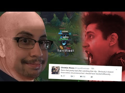 Iwilldominate RAGE | Doublelifts thoughts on IWD | imaqtpies tyler1 cosplay? | Gosu gets cheesed!