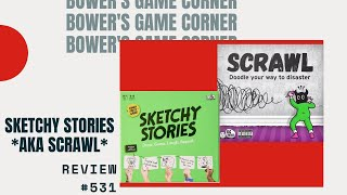 Bower's Game Corner: Scrawl Review *NSFW*